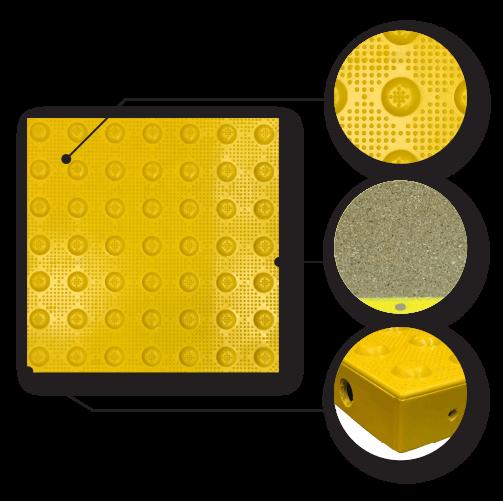 Armor-Tile Modular Pavar Tile