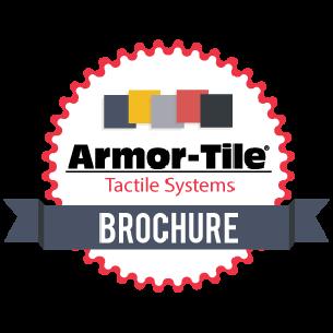 Armor-Tile Tactile System Brochure